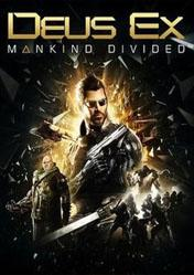 Buy Deus Ex Mankind Divided pc cd key for Steam