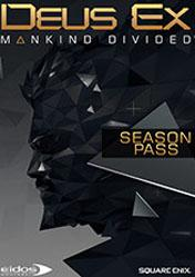 Buy Deus Ex Mankind Divided Season Pass PC CD Key
