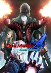 Buy Devil May Cry 4 Special Edition pc cd key for Steam