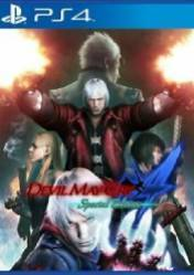 Buy Cheap Devil May Cry 4 Special Edition PS4 CD Key