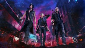 Devil May Cry 5 let's you spend real money to upgrade characters