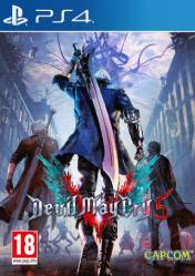Buy Devil May Cry 5 PS4