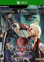 Buy Cheap Devil May Cry 5 Special Edition XBOX ONE CD Key