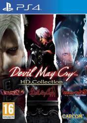 Buy Cheap Devil May Cry HD Collection PS4 CD Key