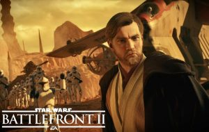 DICE publishes a trailer of Obi-Wan and the Geonosis map on Star Wars Battlefront 2