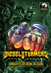 Buy Dieselstormers Knights and Guns pc cd key for Steam