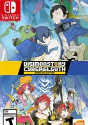 Buy Cheap Digimon Story Cyber Sleuth: Complete Edition NINTENDO SWITCH CD Key