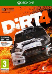 Buy Cheap Dirt 4 XBOX ONE CD Key