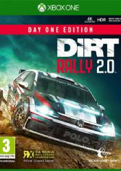 Buy DiRT Rally 2.0 Xbox One