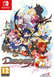 Buy Disgaea 5 Complete NINTENDO SWITCH CD Key