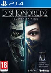 Buy Dishonored 2 Limited Edition PS4 CD Key