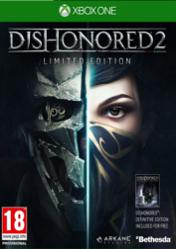 Buy Dishonored 2 Limited Edition XBOX ONE CD Key
