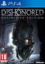 Buy Cheap Dishonored Definitive Edition PS4 CD Key