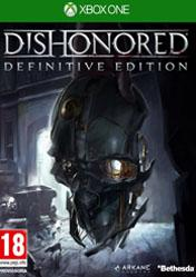 Buy Cheap Dishonored Definitive Edition XBOX ONE CD Key