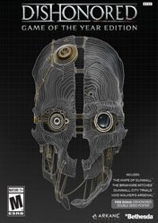 Buy Dishonored Game of the Year Edition PC CD Key