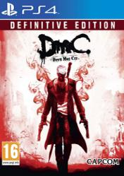 Buy Cheap DMC Devil May Cry Definitive Edition PS4 CD Key
