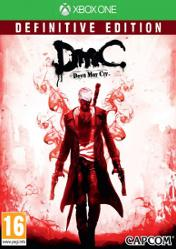 Buy Cheap DMC Devil May Cry Definitive Edition XBOX ONE CD Key