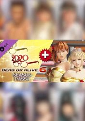 Buy DOA6 Season Pass 4 PC CD Key