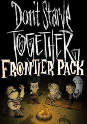 Buy Dont Starve Together Frontier Pack pc cd key for Steam