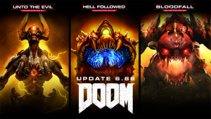 DOOM details its 6.66 update, which unlocks all the DLCs