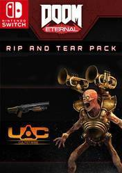 Buy Cheap DOOM Eternal The Rip and Tear Pack NINTENDO SWITCH CD Key