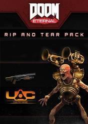 Buy Cheap DOOM Eternal The Rip and Tear Pack PC CD Key