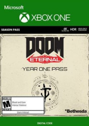 Buy Cheap DOOM Eternal Year One Pass XBOX ONE CD Key