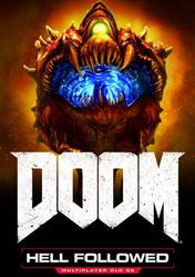 Buy DOOM Hell Followed DLC PC CD Key