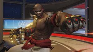 Doomfist is now playable in Overwatch