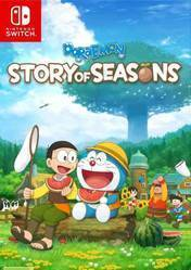 Buy Cheap Doraemon Story of Seasons NINTENDO SWITCH CD Key