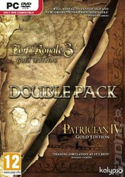 Buy Cheap Double Pack Patrician IV Gold + Port Royale 3 Gold PC CD Key