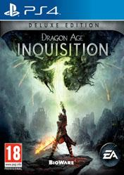 Buy Dragon Age 3 Inquisition Deluxe Edition PS4 CD Key