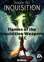 Buy Cheap Dragon Age 3 Inquisition Flames of the Inquisition Weapons PC CD Key