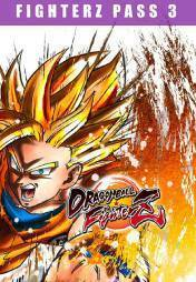 Buy DRAGON BALL FIGHTERZ FighterZ Pass 3 pc cd key for Steam