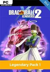 Buy Cheap DRAGON BALL XENOVERSE 2 Legendary Pack 1 PC CD Key