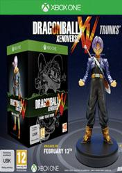 Buy Dragon Ball Xenoverse Trunks Travel Edition XBOX ONE CD Key
