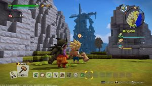 Dragon Quest Builders 2 comes to Switch & PS4 this summer