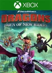 Buy Cheap DreamWorks Dragons: Dawn of New Riders XBOX ONE CD Key