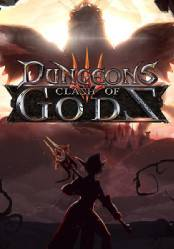 Buy Dungeons 3 Clash of Gods pc cd key for Steam