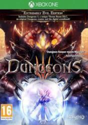 Buy Cheap Dungeons 3 XBOX ONE CD Key