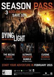 Buy Dying Light Season Pass pc cd key for Steam