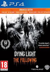 Buy Dying Light The Following Enhanced Edition PS4 CD Key