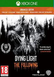 Buy Dying Light The Following Enhanced Edition XBOX ONE CD Key