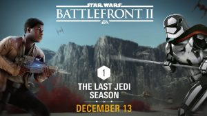 EA adds The Last Jedi content on Star Wars Battlefront 2