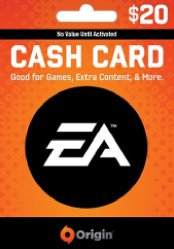 Buy Cheap EA ORIGIN CASH CARD €20 DE PC CD Key