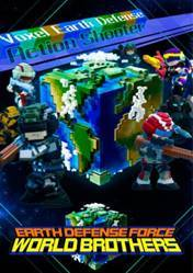 Buy EARTH DEFENSE FORCE WORLD BROTHERS (PC) Key