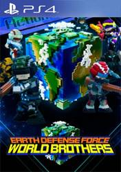 Buy Cheap EARTH DEFENSE FORCE WORLD BROTHERS PS4 CD Key