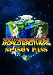 Buy Cheap EARTH DEFENSE FORCE WORLD BROTHERS Season Pass Bundle PC CD Key