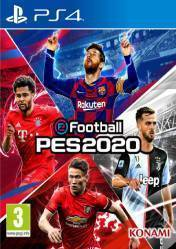 Buy eFootball PES 2020 PS4 CD Key