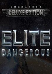 Buy Elite Dangerous Commander Deluxe Edition pc cd key for Steam